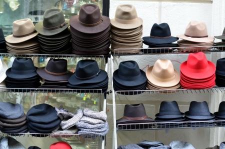 Hat shop; Showcase