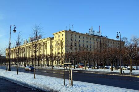 igor: Sailors house in St  Petersburg