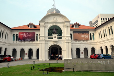 Singapore Art Museum. It has one of the worlds largest public collections of modern and contemporary Southeast Asian artworks