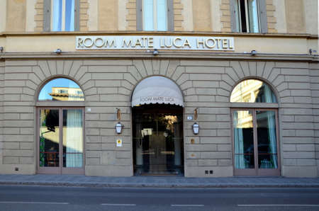 room mate: Room mate Luca hotel in Florence, Italy