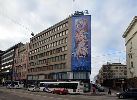 helsinki: Hotel  Arthur in Helsinki, Finland