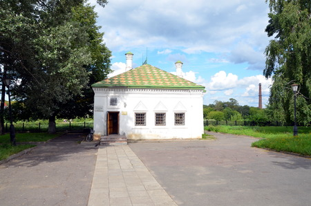 peter the great: House of Peter the Great  in Vologda, Russia
