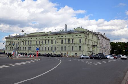 institute: St. Petersburg State Institute of Culture. The institute was founded in 1918
