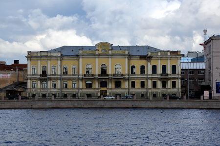 st  petersburg: Business Center XIX Century, St. Petersburg