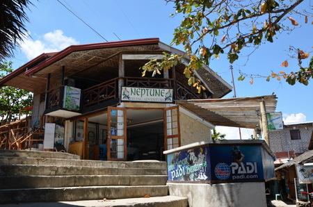 neptuno: Neptune Diving Adventure. Dive Center in Moalboal, Philippines, Cebu Island