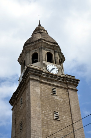 Tower of Manila Cathedral, Philippines