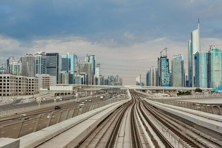 Dubai metro is the world's longest fully automated metro network