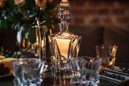 elegant table decoration for event or celebration