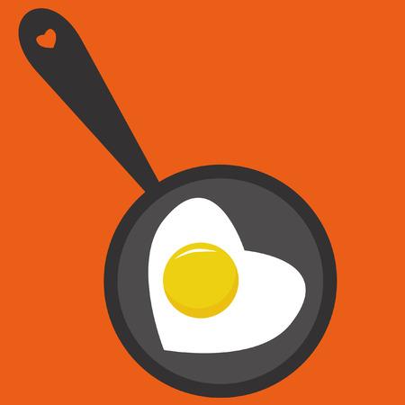 Fried egg Çizim