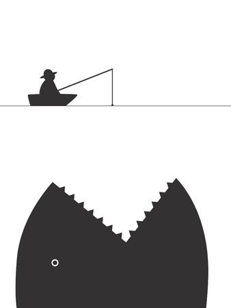Gelukkig vangst