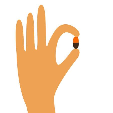 pastillas: P�ldora  Vectores