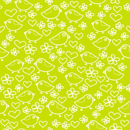 textured backgrounds: Seamless doodles