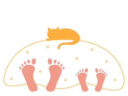 Sweet dreams Illustration