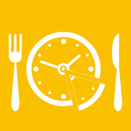 Lunch time Stock Vector - 6594561
