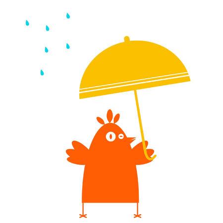 rainy season: Rainy day