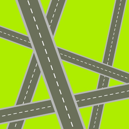 cruce de caminos: Encrucijada