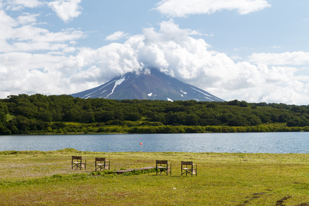 kamchatka: Kurile Lake, Kamchatka, Russia