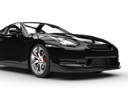 dream car: Faros de los coches fresco Fast primer plano