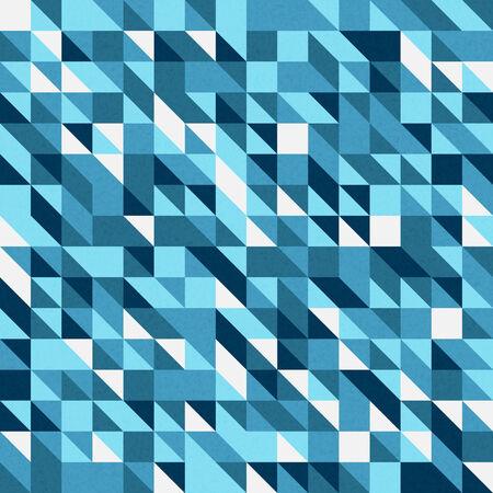 Triangle Grunge Background Vector