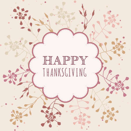 thanksgiving card: Thanksgiving greeting cards. EPS10 file