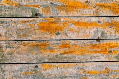 Vector realistico sfondo in legno vecchio. Assi di legno laccato.