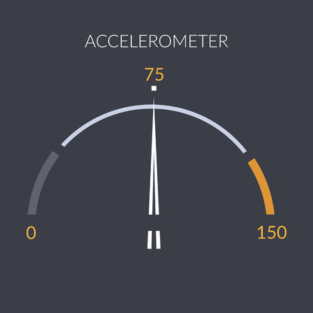 full screen: Design power speedmeter cars speed and cars element technology speed. Meter control cars speed measurement panel indicator arrow. performance measurement cars speed icon auto symbol.