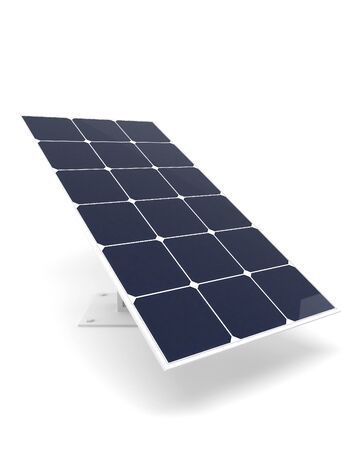 Solar battery - net planet 版權商用圖片