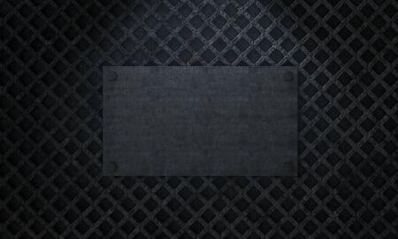 海報金屬網格