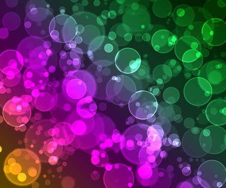 The color gamma of the bubbles 版權商用圖片