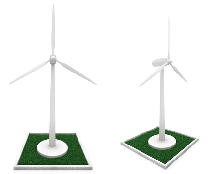 Wind energy is clean future of the planet
