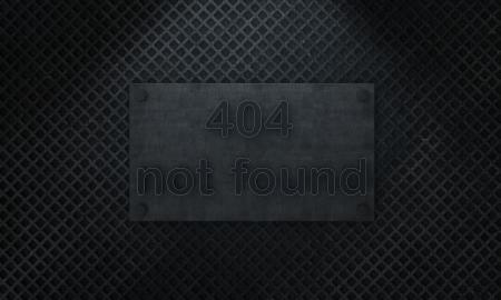 404沒有找到 - 站點大修