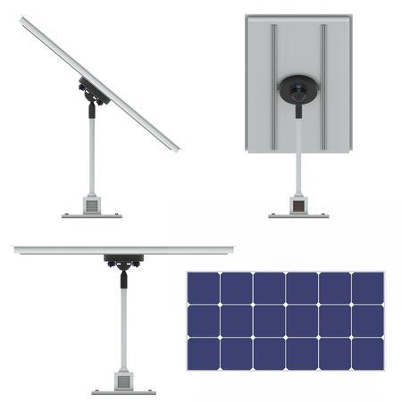 未來利用太陽能電池的,