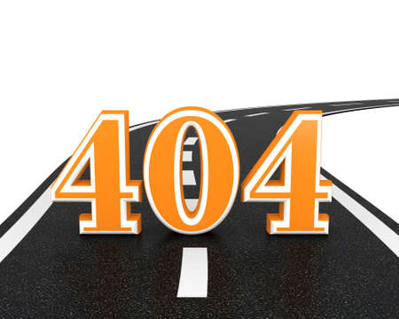 404 not found Stock Photo - 17570214