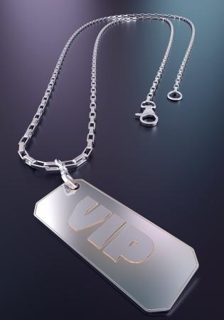 Gold VIP badge 版權商用圖片