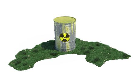 substances: radioactive substances and the environment