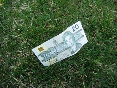 lost money: lost money