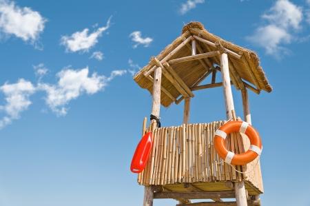 salvavidas: Playa de salvamento loma