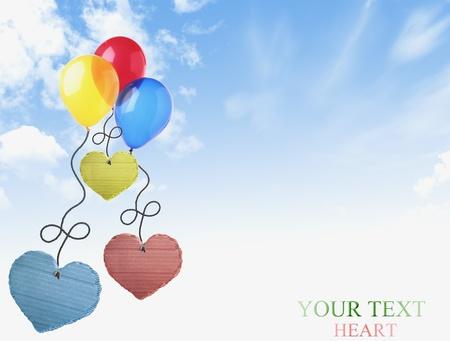 palloncino cuore: Cuore Balloon