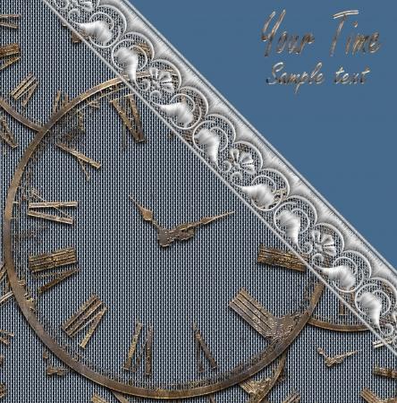 orologi antichi: sfondo con orologi antichi