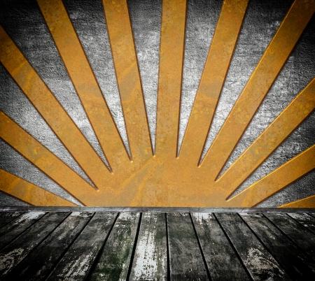 hout getextureerde achtergronden in een kamer interieur