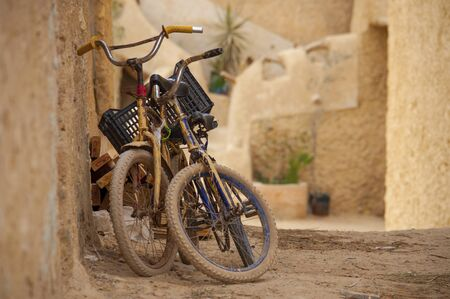 loamy: The ruins of ancient African Berber city
