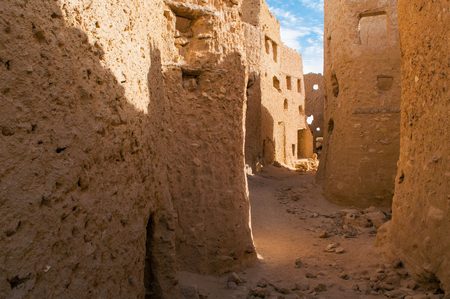 loamy: The ruins of ancient African Berber