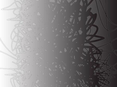 Background black white abstract Ilustra��o