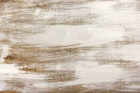 painted wood: Grungy painted wood texture as background. Stock Photo