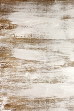 Grungy painted wood texture as background. Stockfoto