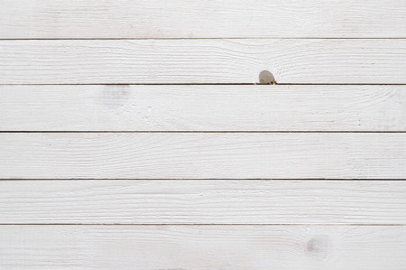 白い木製の素朴な背景を描いた 写真素材