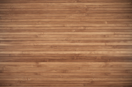 dark wood: Wooden surface of bamboo as background.