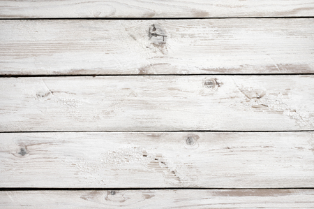 old barn: Vintage weathered shabby white painted wood texture as background.