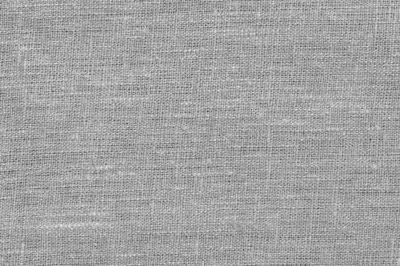 Grey rough linen fabric texture close-up as background. Stock fotó - 138157478