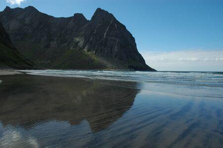 Norway fjord scenic photo